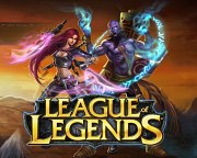 Car�tula oficial de League of Legends PC