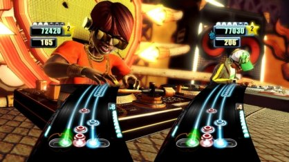 DJ Hero PS3