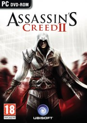 Cartula oficial de Assassin&#39;s Creed 2 PC
