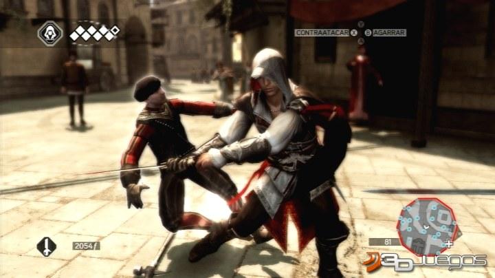 Assassins Creed PL (2007) XBOX360-PTRG / Polska Wersja Językowa