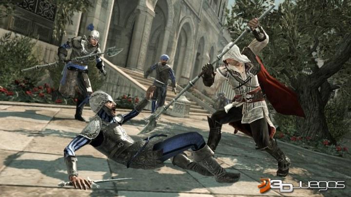 Análisis de Assassin's Creed 2 para PS3 - 3DJuegos