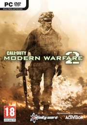 Car�tula oficial de Modern Warfare 2 PC