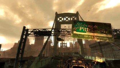 Fallout 3 The Pitt: Avance