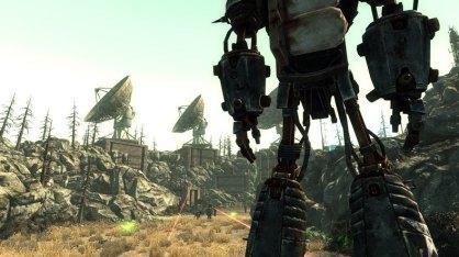 Fallout 3 Broken Steel: Fallout 3 Broken Steel: Primer contacto