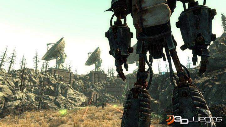 Fallout 3 Broken Steel - Primer contacto