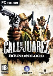 Car�tula oficial de Call of Juarez: Bound in Blood PC