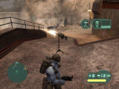 Rogue Trooper QZM (Nintendo Wii)