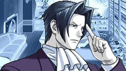 Ace Attorney Miles Edgeworth: Primer contacto
