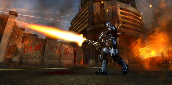 Crackdown 2: Avance Multijugador