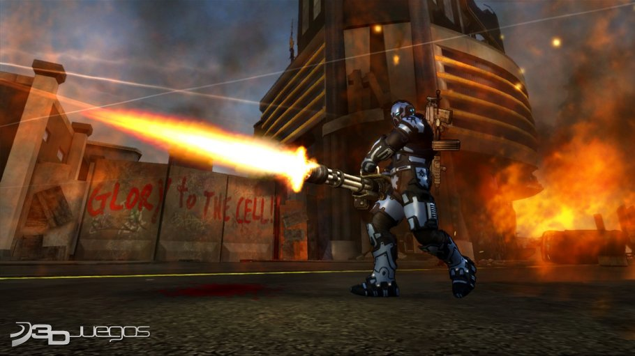Crackdown 2 - Avance Multijugador