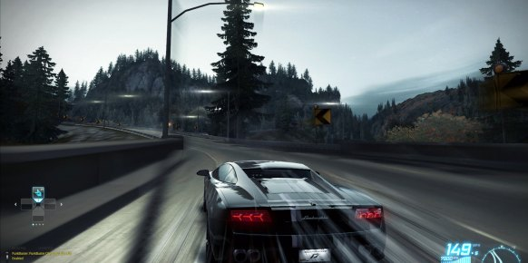 Need for Speed World Online: Impresiones jugables