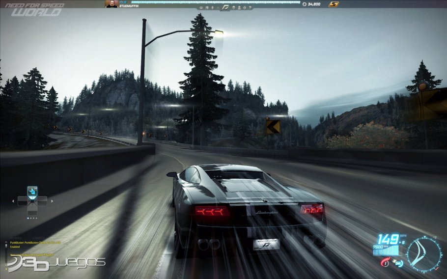 Need for Speed World Online - Impresiones jugables