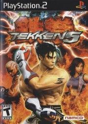 Tekken 5 PS2