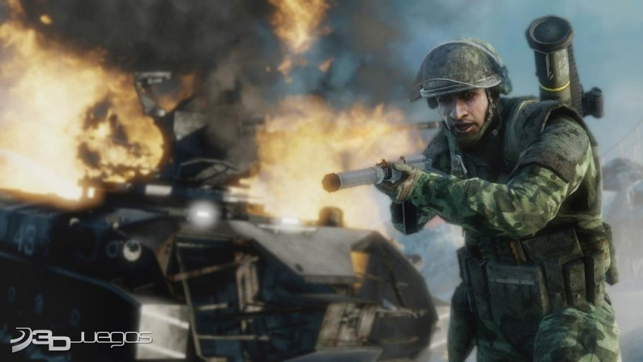 Battlefield Bad Company 2 - Impresiones Jugables / Entrevista