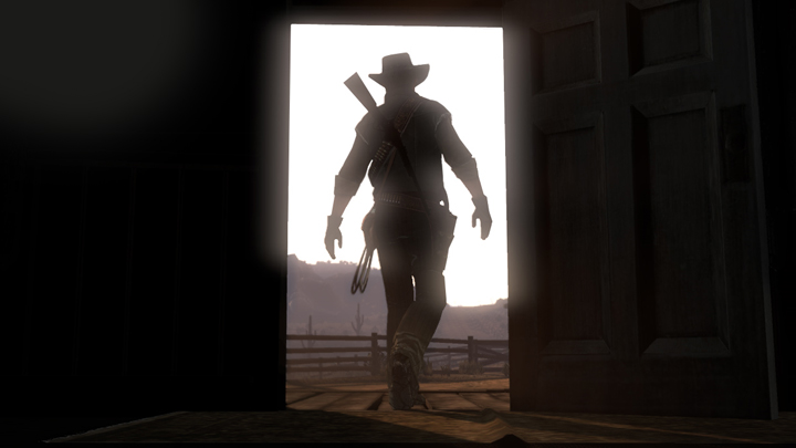 Red Dead Redemption - Primer contacto