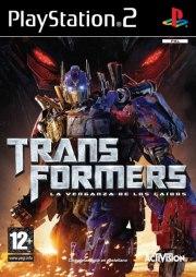 Transformers: La venganza PS2