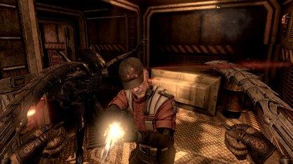 Aliens vs Predator Xbox 360