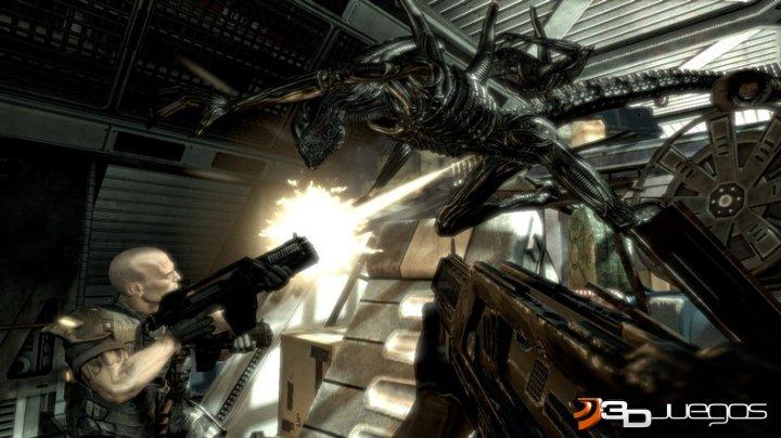 Aliens vs Predator - Impresiones
