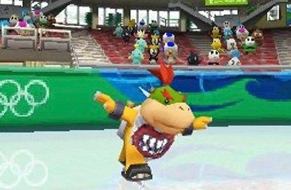 Mario y Sonic Juegos de Invierno DS
