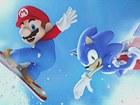 Mario y Sonic Juegos de Invierno Impresiones Jugables