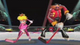 Video Mario y Sonic Juegos de Invierno, Vídeo del juego 1