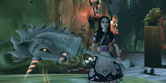 Alice Madness Returns: Impresiones jugables