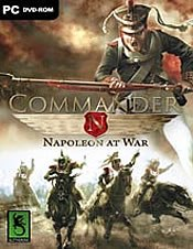 Car�tula oficial de Commander: Napoleon at War PC