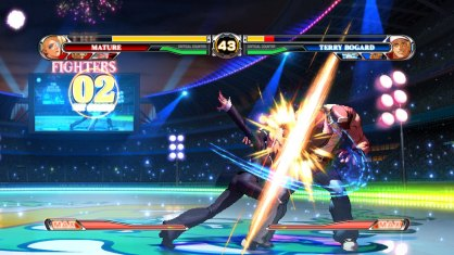 The King of Fighters XII Xbox 360