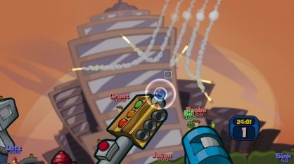 Worms 2 Armageddon an�lisis