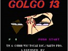 Imagen NES Golgo 13: Top Secret Episode