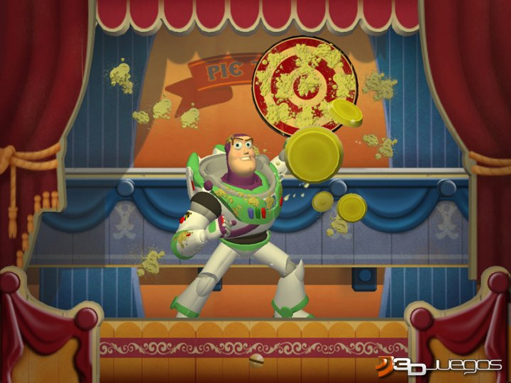 Toy Story 4 Trailer 2012 : Toy story mania para wii djuegos