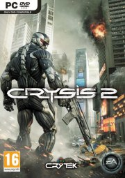 Car�tula oficial de Crysis 2 PC