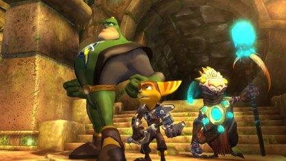 R&C Atrapados en el Tiempo (PlayStation 3)