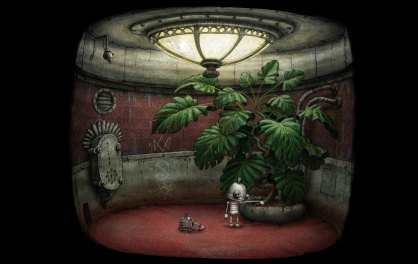 Machinarium: Avance