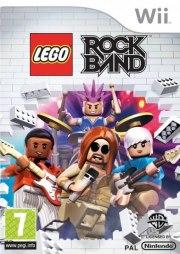 Lego Rock Band Wii