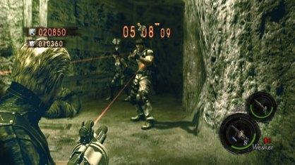Resident Evil 5 Versus an�lisis
