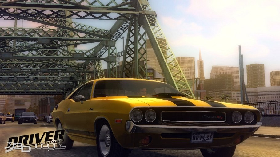 Driver San Francisco - Impresiones jugables E3