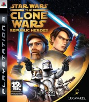 Star Wars The Clone Wars: Héroes PS3