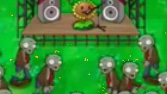 Video Plants vs. Zombies, Vídeo oficial 1