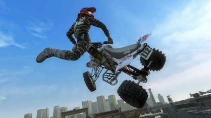 Mx vs. ATV Reflex X360