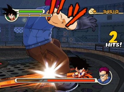 Dragon Ball: Revenge of Piccolo Wii