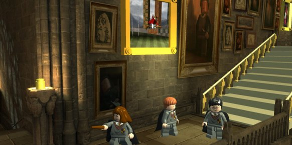 Lego Harry Potter: Años 1-4 X360