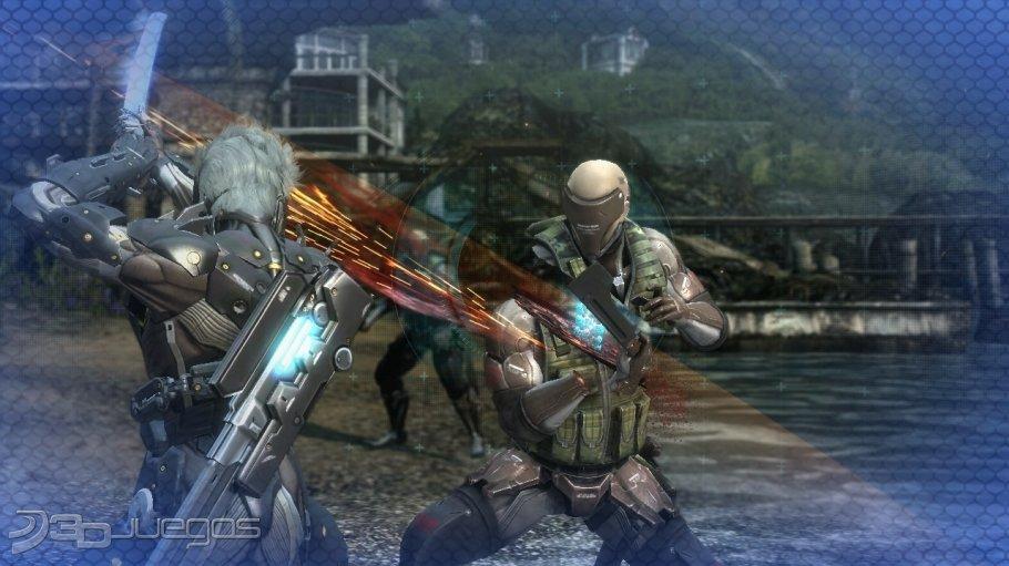 Metal Gear Rising Revengeance - Impresiones jugables
