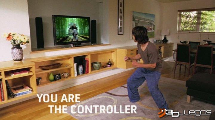 Kinect - Impresiones Gamescom 09
