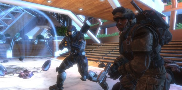 Halo Reach an�lisis
