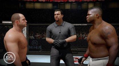 EA Sports MMA: Avance