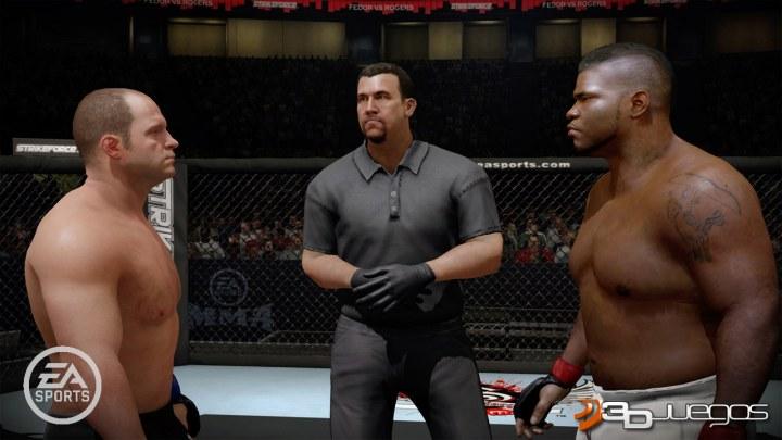 EA Sports MMA - Avance