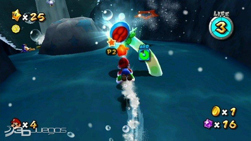 Super Mario Galaxy 2 - Imágenes juego Wii - 3DJuegos