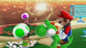 Video Super Mario Galaxy 2, Gameplay: La astronave de Mario