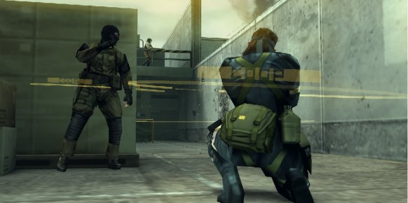 Metal Gear Solid Peace Walker (PSP)